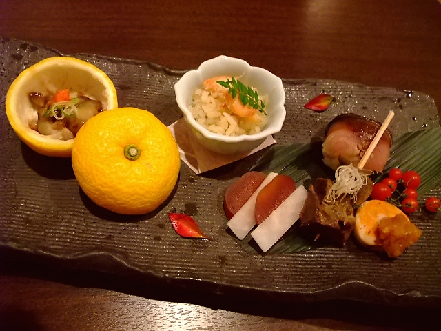 Mのディナー 厳選素材の絶品料理がリーズナブルにいただける隠れ家 東成区 「感と間」