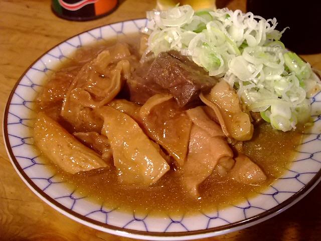 Mのディナー 遂に食べました!絶叫するほど旨かった煮込みと肉豆腐 東京月島 「岸田屋」