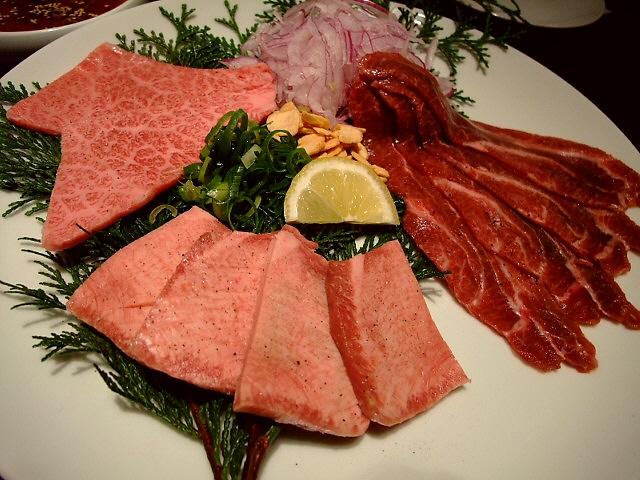 Mのディナー 久しぶりでしたがここのお肉はやっぱり旨い! 堺 「高麗ガーデン 福田本店」