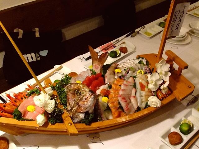 Mのディナー  祝10周年! こだわりの絶品料理がいただける素晴らしいお店!  江坂  「TABARA」