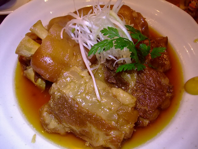 Mのディナー 沖縄料理がさらにパワーアップしています! 南船場 「えなっく」