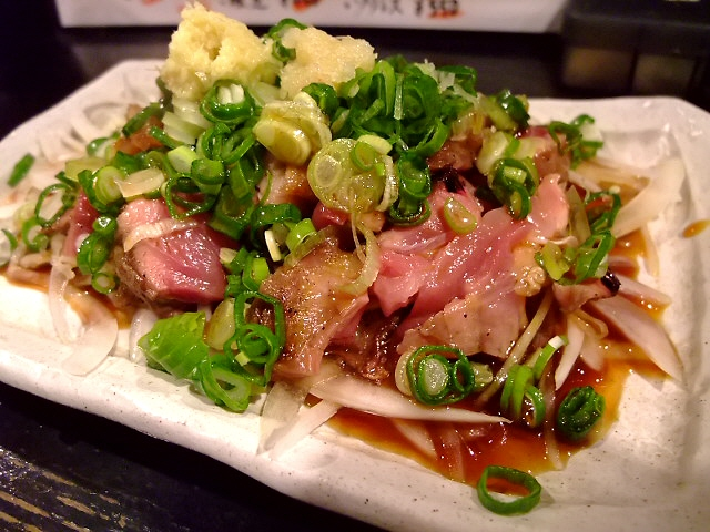 Mのディナー 安くて旨くて飲み過ぎてしまいます 恵美須町 「ぶえの」