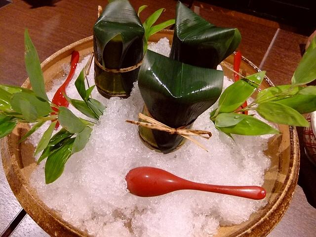 Mのディナー  高級感溢れるゆったりした空間で絶品料理がリーズナブルにいただけます  江坂  「口福家 にし川」