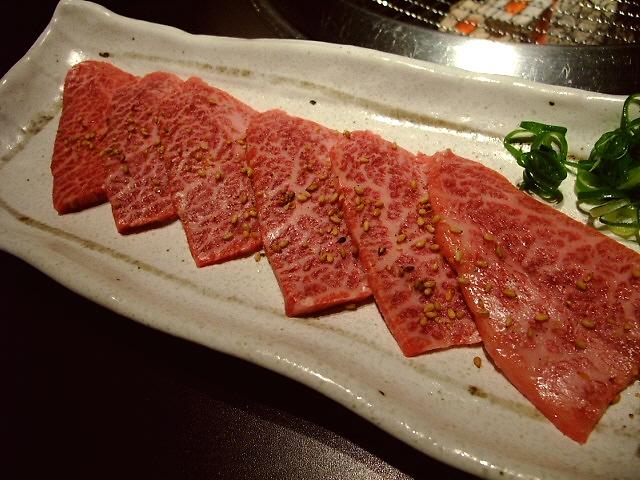 Mのディナー 味良し雰囲気良しでコスパ抜群の焼き肉屋さん 心斎橋 「あぐら 心斎橋店」