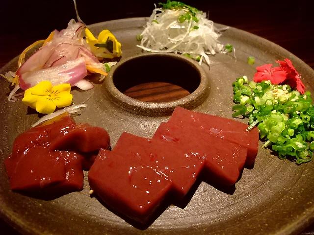 Mのディナーその2 チョイ飲みバー使いも出来るお洒落な韓国料理屋さん 北区神山町 「コリアンダイニング とんがら」