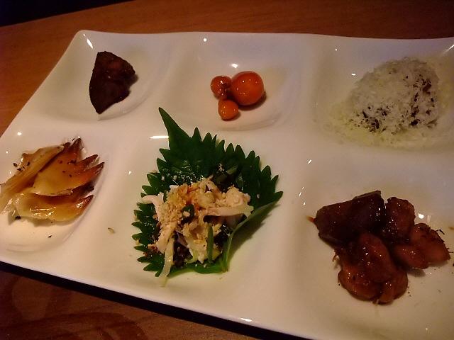 Mのディナー 絶品名古屋コーチン食べ尽くし! 滋賀県 「じどりや 穏座」