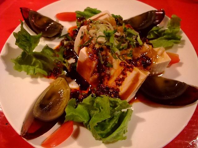 Mのディナー 辛くないメニューも旨かった! 福島区 「香港小菜LEE」