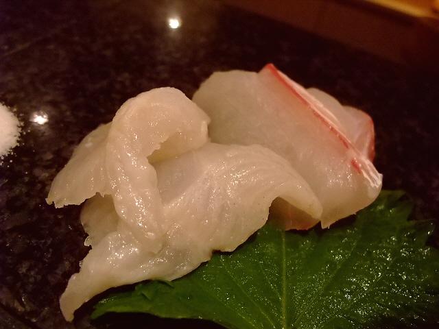 Mのディナー やっと再訪できました!さらに進化している凄いお寿司屋さん!! 京橋 「鮓 きずな」