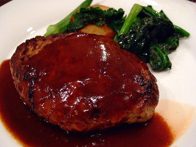 Mのディナー 超穴場の本格洋食屋さん 福島区 「西洋割烹 いずみ」