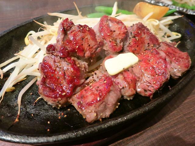 Mのディナー  大人気店が遂に激戦区福島に登場します!  福島区  「1ポンドのステーキ・ハンバーグ タケル 福島店」