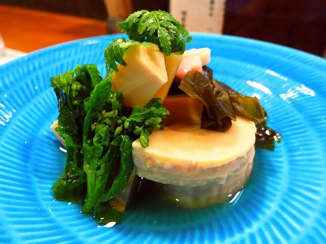 Mのディナー  新鮮な魚介類と旬の素材が絶品です!  中央区淡路町  「四季彩 ほの山」