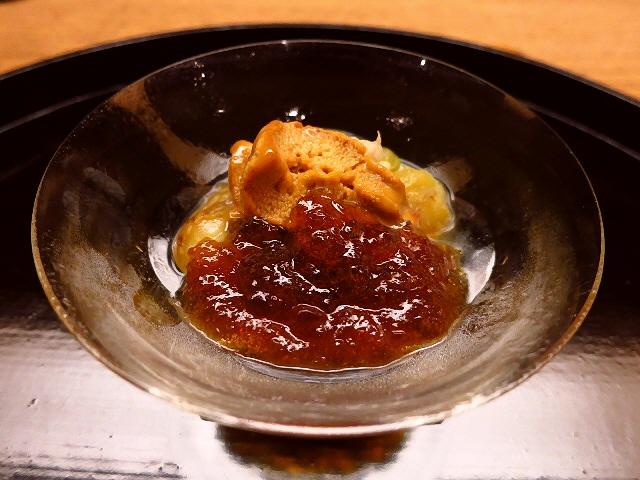 Mのディナー  大阪最高峰の名門割烹からの初めての独立店!  北区東天満  「お料理 宮本」