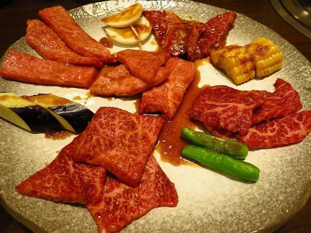 Mのディナー  上質のお肉がとてもリーズナブルで旨い!  旭区  「焼肉喜楽 森小路店」