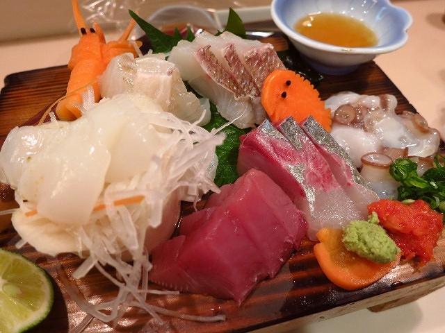 Mのディナー  徳島の旨い魚!郷土料理に舌鼓!  徳島県  「瀬戸際」