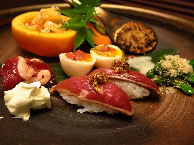 Mのディナー  本格お蕎麦屋さんでいただく新鮮河内鴨の絶品料理に心底感動!  福島区  「藤乃」