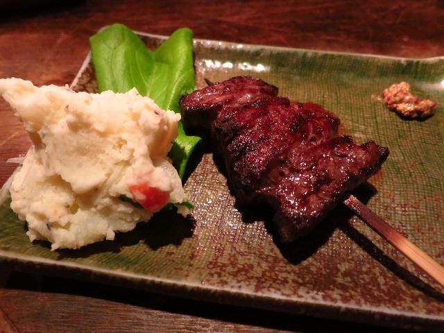 Mのディナー  夢にまで見たお店のカウンターで絶品料理に舌鼓!  東京  「日南」