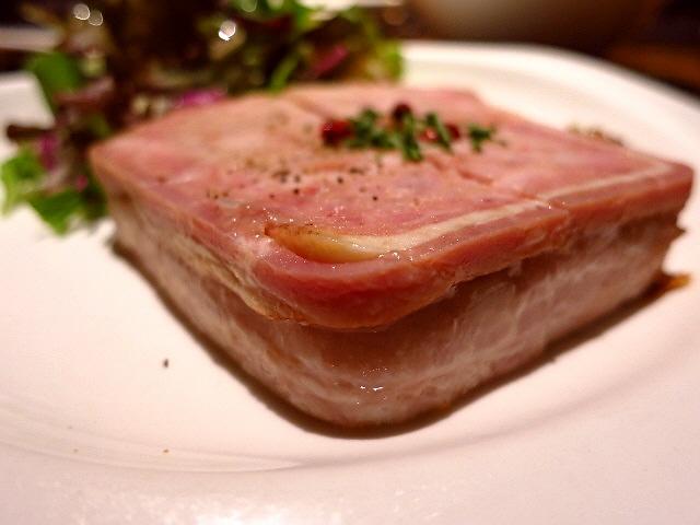 Mのディナー  お洒落な空間で本格イタリアンがいただけます!  心斎橋  「8G shinsaibashi」
