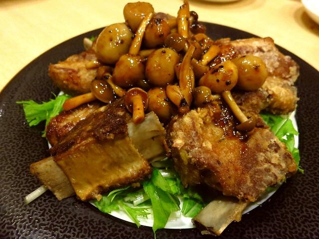 Mのディナー  何を食べても安定して旨い中華でビールが進みます!  東天満  「中国家庭菜館 宝喜」