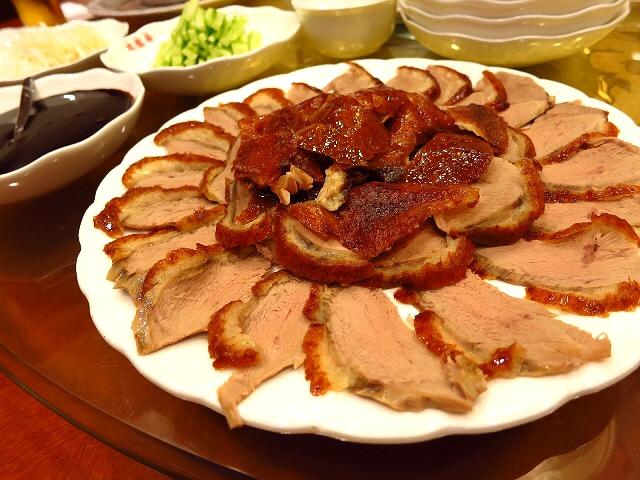 Mのディナー  絶品料理の数々で今日も大満足!  北区浪花町  「中国食府 双龍居」