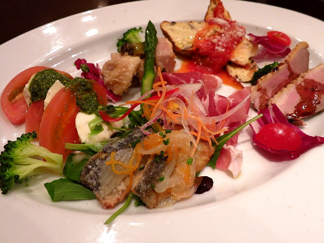Mのディナー  味も雰囲気も抜群のロマンチック街道の人気イタリアン  豊中市  「ロッソ 豊中ロマンチック街道店」
