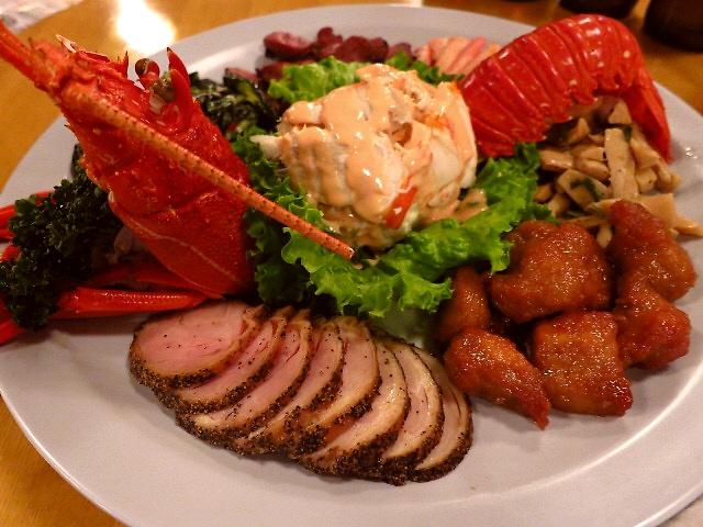 Mのディナー  「第25回関西望麺会冬の陣2012」に参加させていただきました!  なんば  「味園」