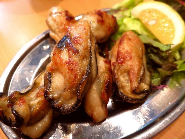 Mのディナー  1年中絶品牡蠣料理がいただける牡蠣好きにはたまらないお店!  阿倍野  「鉄板居酒屋 牡蠣 やまと」