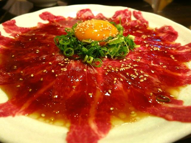 Mのディナー  甘~いホルモンと絶品お肉がとてもリーズナブルにいただけます!  寺田町  「ホルモン大和」