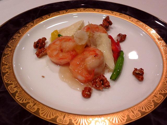 Mのディナー  美味しく食べて元気に美しくなる薬膳中華!  ニューオーサカホテル  「チャイニーズレストラン ベルビュー」