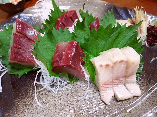 Mのディナー  新鮮な魚と絶品お鍋で大満足!  弁天町  「みや乃」