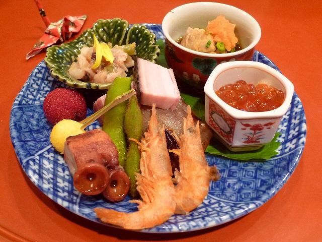 Mのディナー  感動と驚きの連続!あまりにも素晴らしい新和食!   京橋  「新和食 きくい」