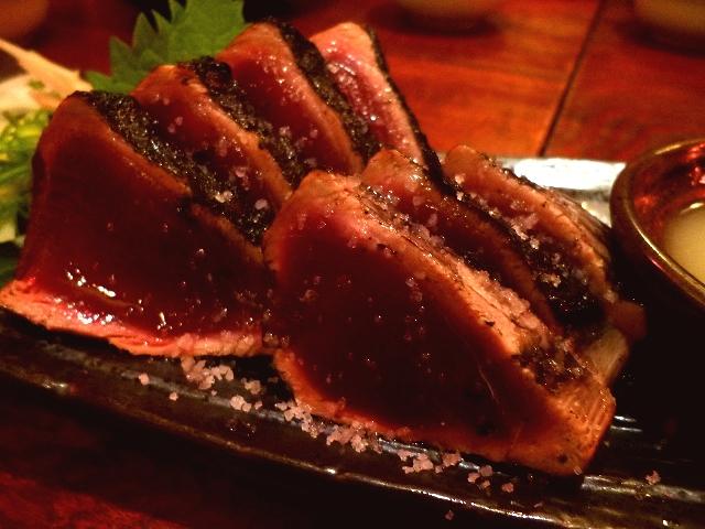 Mのディナー  高知の旨いもんを満喫できる大人気居酒屋  高知県  「漁師料理 明神丸」