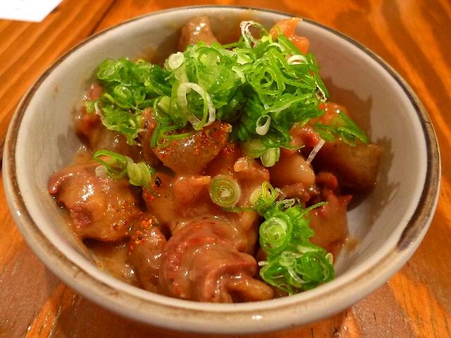 Mのディナー  さすが北新地割烹プロデュース!安いのに味は超本格派!   北区池田町  「串カツ酒場 よってこ」