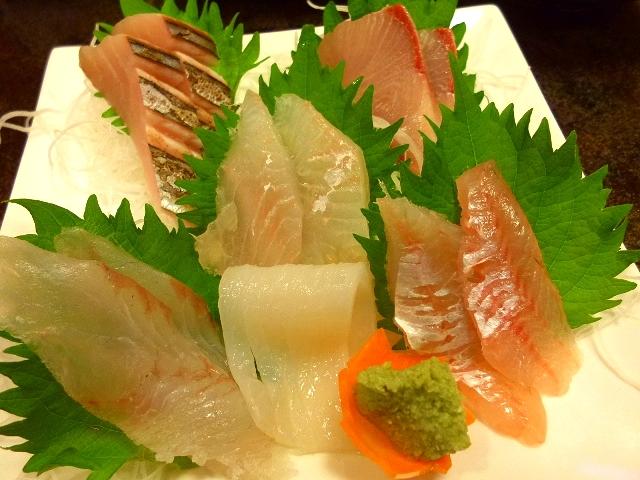 Mのディナー  新潟は魚も酒も絶品です!  新潟県上越市  「軍ちゃん  直江津店」