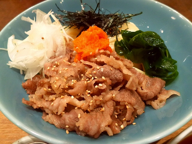 Mのディナーその2 29番礼所  移転しても絶品うどんは健在です!  大阪狭山市  「讃岐うどん いってつ」
