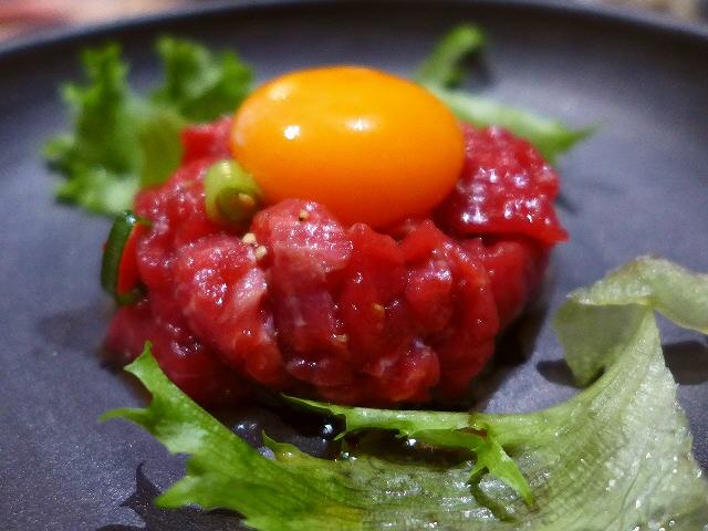 Mのディナー  ニク(29)の日はやっぱりお肉です(^^  豊中市  「但馬屋 千里」