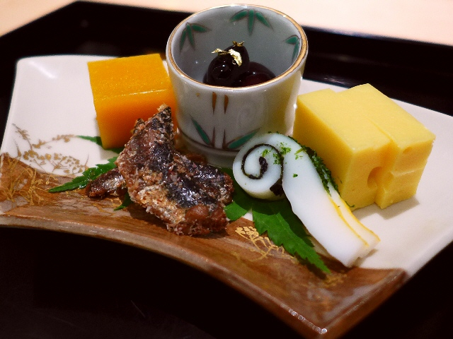 Mのディナー  ゆったり落ち着いて優雅に美味しい和食がいただけます  阪急うめだ本店  「つる家 阪急うめだ本店」