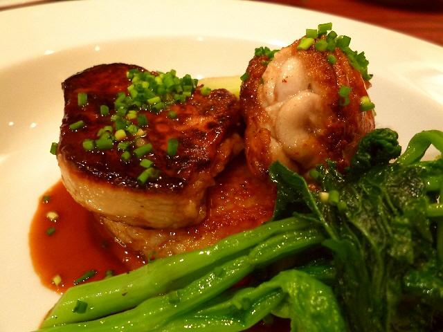 Mのディナー  何を食べても感動の嵐です!  西天満  「ランデヴー・デ・ザミ」