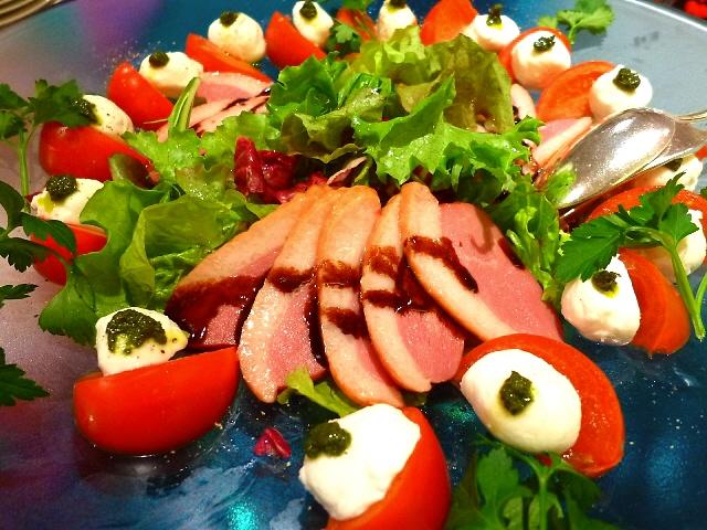 Mのディナー  ホテルの高級感溢れるイタリアンで素晴らしくお値打ちなパーティープラン!  ラマダホテル大阪  「レストラン&バー ランパーダ」