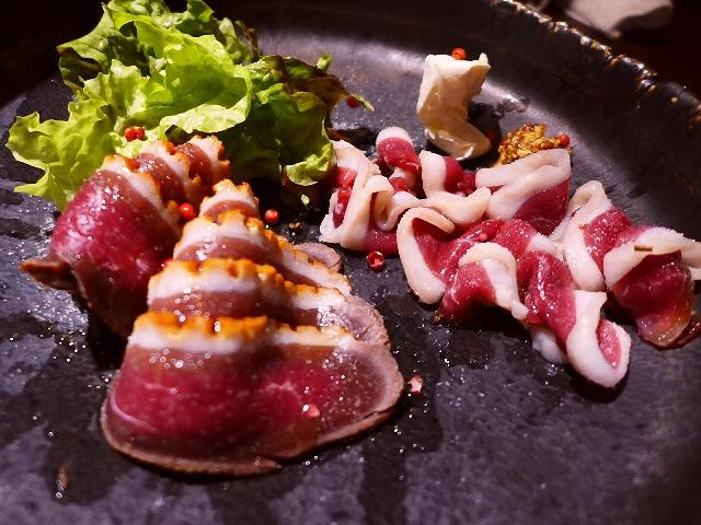 Mのディナー  ちょっと飲みでも大満足させていただけます!  福島区  「藤乃」