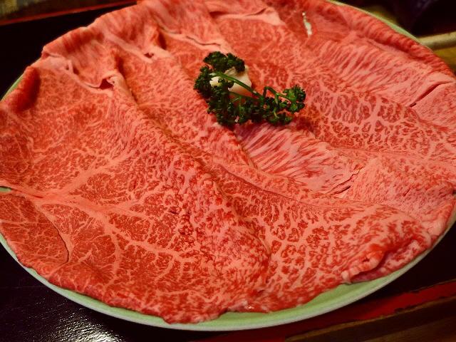 Mのディナー  京都のすき焼きの老舗で絶品お肉を堪能しました!  京都市中京区  「モリタ屋 四条猪熊本店」