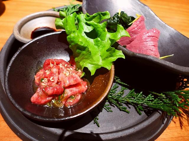 Mのディナー  どこで食べても但馬屋のお肉は旨いですね~!  心斎橋  「但馬屋 心斎橋」