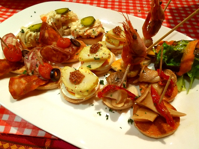 Mのディナー  本格スペイン料理がとてもリーズナブルにいただけます!  西区新町  「El Gran Pepe(エルグラン ペペ)」
