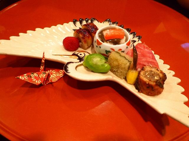 Mのディナー  またまた心底感動させていただきました!  京橋  「新和食 きくい」