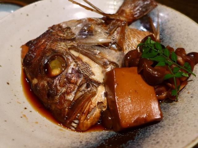 Mのディナー  北新地で板前料理が安くて旨い隠れ家  北区堂島  「堂島小町」