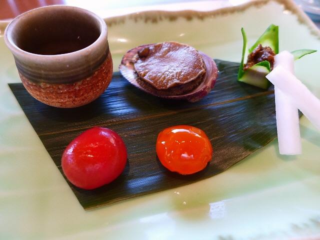 Mのディナー  壱岐の厳選食材を心から堪能させていただけます!  長崎県壱岐市  「海里村上」