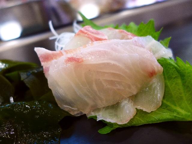Mのディナー  新鮮な魚介類の食べ比べが楽しめる名店!  北区太融寺町  「菊寿司」