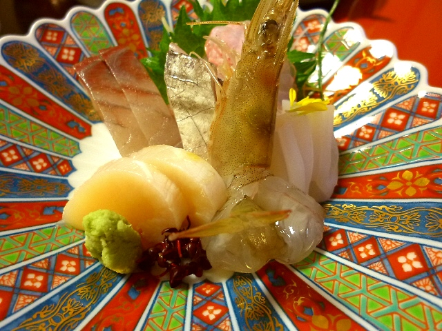 Mのディナー  瀬戸内の魚介類を堪能させていただけます!  岡山県  「日生割烹  上内」