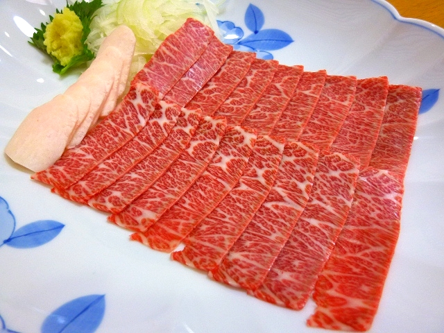 Mのディナー  熊本と言えば馬肉!あまりの旨さに絶叫しました!  熊本県  「馬料理専門  天國」