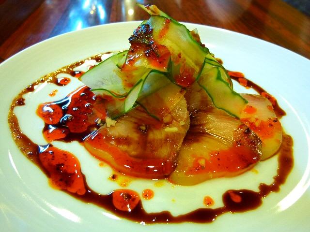 Mのディナー  もはや中華の域を超えています!  西区新町  「酒中花 空心」