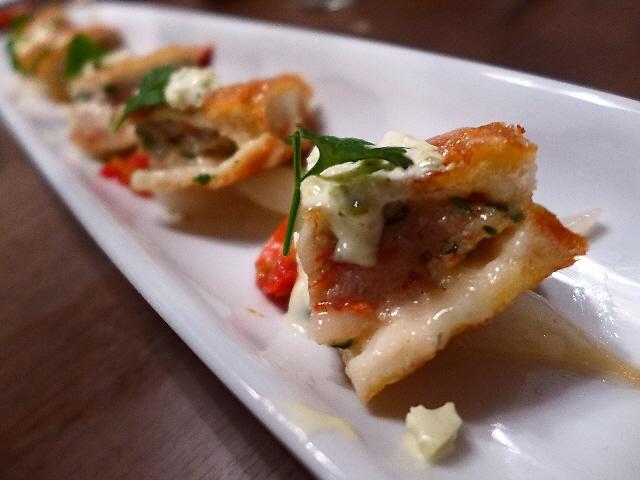 Mのディナー  お洒落な空間で絶品創作料理が楽しめるお店がオープンします!  京橋  「garden dining fuca」